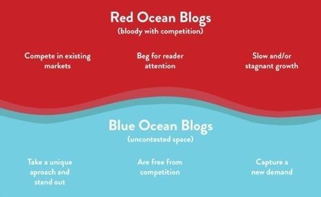 Vuoi un blog di successo? Punta verso l'oceano blu! | Social Media Consultant 2012 | Scoop.it