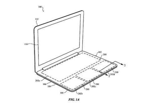 La fin du clavier physique sur les MacBook ? Il y aurait quelques avantages - CNET France | Communication et réseaux | Scoop.it