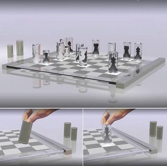 SOMETHING AMAZING: 12 Awesome Chess Sets   Chess Sets   Scoop.it