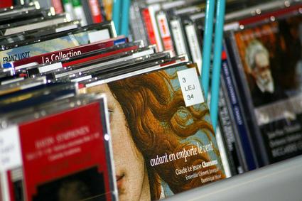 Musique en bibliothèque : une disparition progressive ? [Mise en ligne du rapport sur l'avenir de la musique dans les bibliothèques de la ville de Paris] | Musique en bibliothèque | Scoop.it