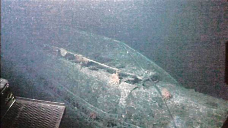 A sunken WWII-era Japanese 'mega sub' has been found near Hawaii | World at War | Scoop.it