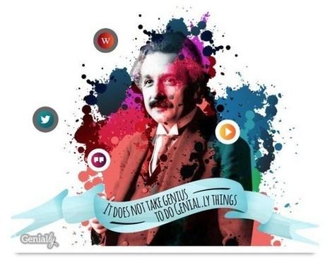 Genially. Studio de création d'images interactives – Les Outils Tice | La boîte à OuTICE | Scoop.it