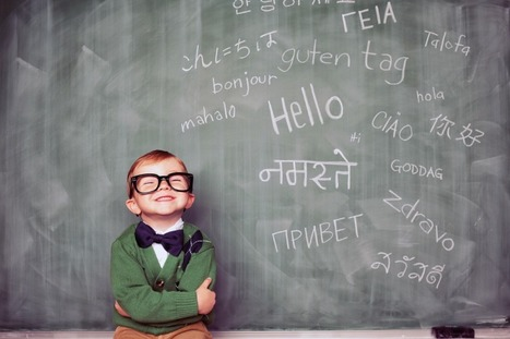 Siete beneficios de ser bilingüe | Asómate | FOTOTECA INFANTIL | Scoop.it