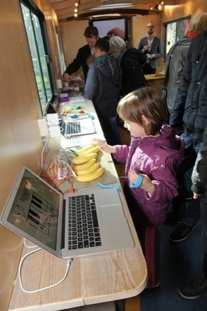 Mobile library fab lab brings new skills to rural areas   Opensource.com   Peer2Politics   Scoop.it