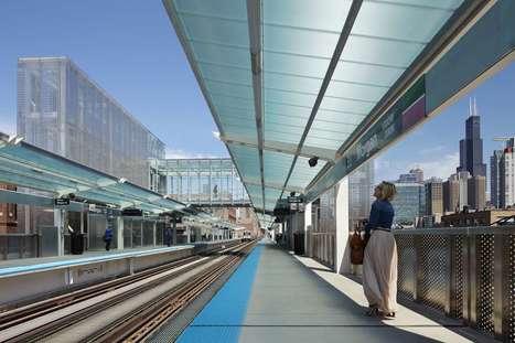 A+ Awards Finalists Focus on Transforming Public Transit | PROYECTO ESPACIOS | Scoop.it