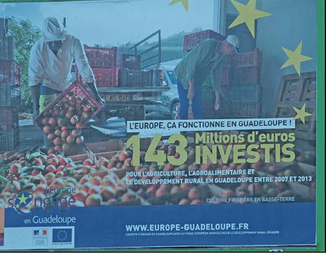 L'Europe part en campagne - France.Antilles.fr Guadeloupe   Quoi de neuf sur le web pour l'enseignement de l'histoire-géographie dans les Caraïbes?   Scoop.it