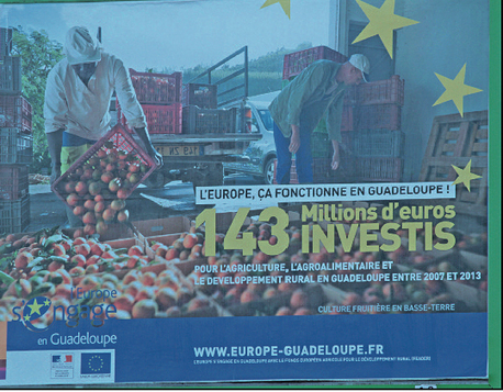 L'Europe part en campagne - France.Antilles.fr Guadeloupe | Gpe | Scoop.it