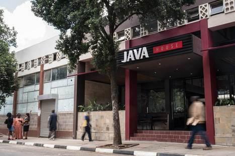 Java House le Starbucks africain qui sert du café africain aux africains | Économie et développement international | Scoop.it