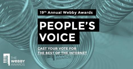 Who should win a Webby for Websites / Law? Vote now.   Nieuws, trends en weetjes   Scoop.it