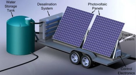 Scientists are turning salt water into drinking water using solar power | leapmind | Scoop.it