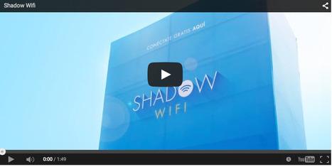 Des Belges inventent le Shadow-wifi… pour vous protéger du soleil | Sélections de Rondement Carré sur                                                           la créativité,  l'innovation,                    l'accompagnement  du projet et du changement | Scoop.it