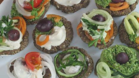 Mindful Eating, Gourmet Raw Vegan Recipes: Cream Cheese   Eat Mindfully   Scoop.it