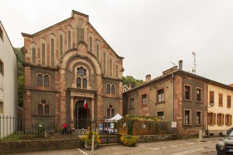 Signatures de conventions pour restaurer deux synagogues alsaciennes   L'observateur du patrimoine   Scoop.it