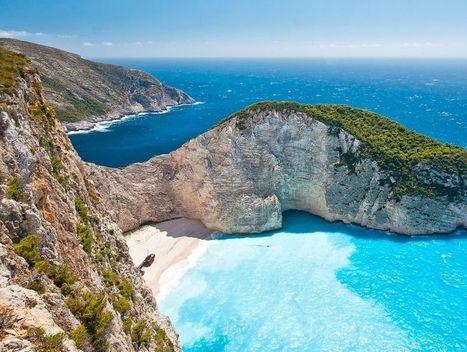 Pláže ostrova Zakynthos | Řecko24.cz | Scoop.it