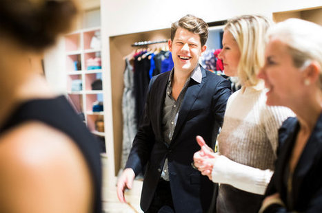 Wes Gordon Revives a Fashion Tradition | The Fashion Fund | Scoop.it