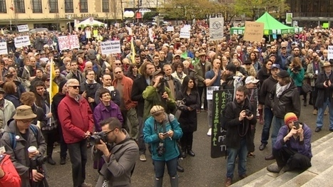 Bill C-51 protest gets crowded at Vancouver Art Gallery | Activism, Protest, Citizen Movements, Social Justice | Scoop.it