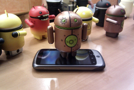Why an Android fan recommends the iPhone | Binterest | Scoop.it