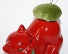 Well RED Kittens Treasury by KindnessOfStrangers on Etsy | Kitsch | Scoop.it