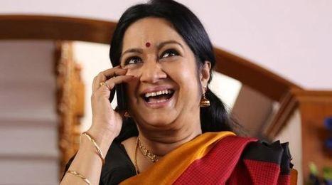 Malayalam actress Kalpana passes away at 51   Cine Asiático (Asian Cinema)   Scoop.it