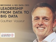 Becoming a Big Data CEO: leadership from data to big data - Online School | Big Data - Analytics | Scoop.it