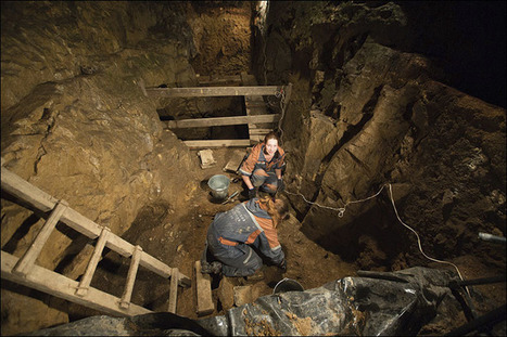 First glimpse inside the Siberian cave that holds the key to man's origins | Aux origines | Scoop.it
