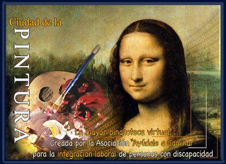 Portal de pintura | #RecursosPizarra | Banco de Aulas | Scoop.it