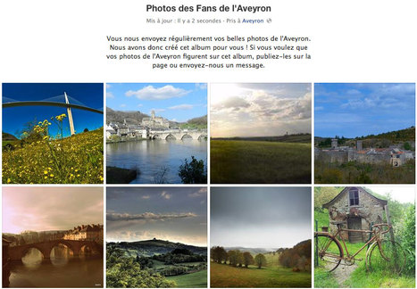 Les photos des fans de l'Aveyron | L'info tourisme en Aveyron | Scoop.it