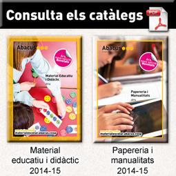 Material Escolar i Educatiu - Compra de Material Escolar i Educatiu - Abacus Cooperativa | iClass: la classe del futuro | Scoop.it