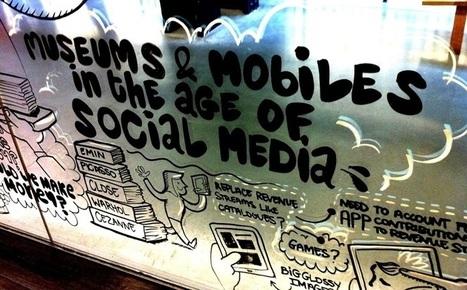 6 innovaciones móviles en museos que te dejarán con la boca abierta | Educación flexible y abierta | Scoop.it