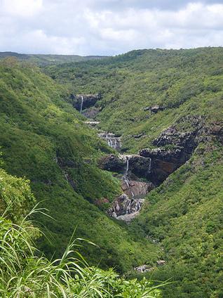 Mauritius island, Tamarind Waterfalls / Tamarin Falls | Canyoning | Scoop.it