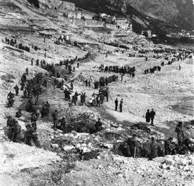 AulaBlog: il disastro del Vajont - 9 ottobre 1963 | AulaWeb Storia | Scoop.it
