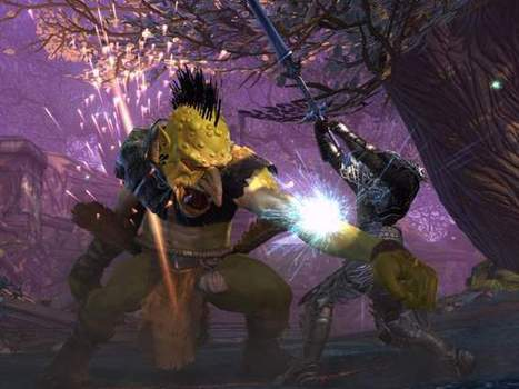 Neverwinter: Fury of the Feywild gets a new Trailer | World of Warcraft | Scoop.it