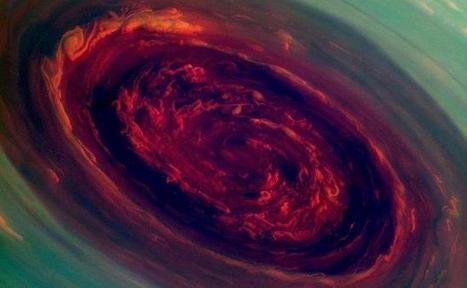 Investigadores de la UPV desvelan la posible rotación de Saturno - Diario Vasco | Astrofísica | Scoop.it