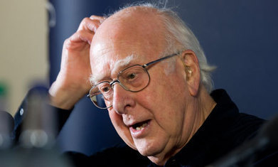 Peter Higgs criticises Richard Dawkins over anti-religious 'fundamentalism' | Gavagai | Scoop.it