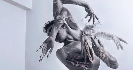Our Freakish Cyborg Future Looks Like a Dali Painting | DataHive | Scoop.it