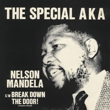 """Jerry Dammers To Receive Award in South Africa for """"Free Nelson Mandela"""" 