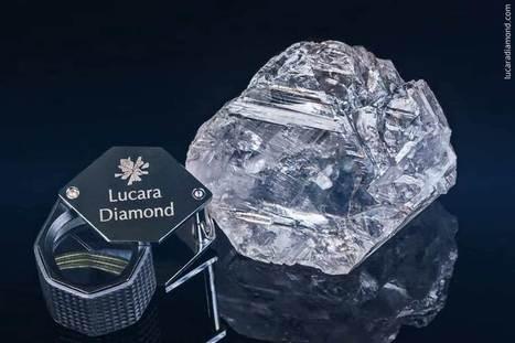 היהלום השני בגודלו בעולם, 1,111 קראט, נתגלה בבוצואנה שבאפריקה | Home theater | Scoop.it