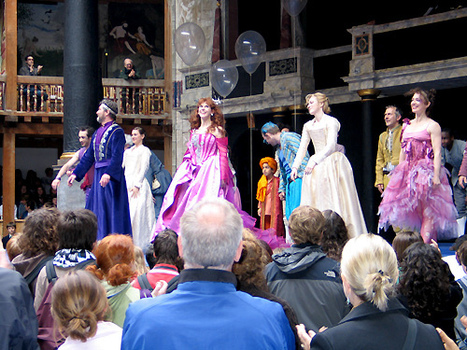 Midsummer Night's Dream performed at The Globe Theatre - Image | Misummer Night's Dream | Scoop.it