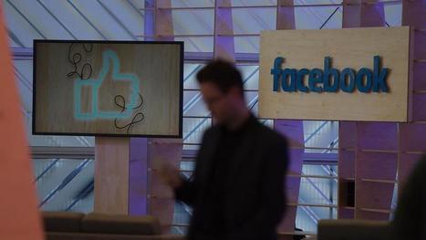 Plus d'un Français sur trois se connecte à Facebook chaque jour | Réseaux sociaux pour l'entreprise | Scoop.it