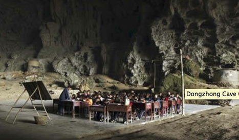 Mid-Cave Primary, Zhongdong, China | ENES1: Features and Places in the Immediate Environment | Scoop.it