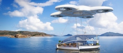 Drone holiday home - a glimpse at how we might travel in the future  - Tnooz | HOTELS & TOURISME | Scoop.it