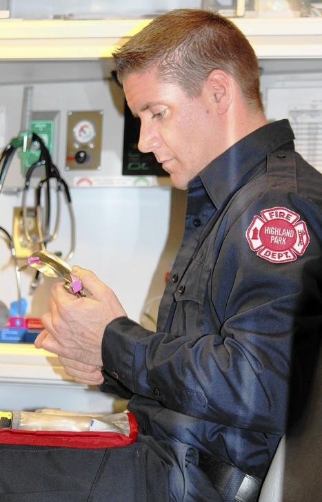 Highland Park firefighter earns Medal of Valor - Chicago Tribune | Aspect 2 and 3 | Scoop.it