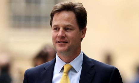 Nick Clegg to promise up to three new garden cities with 15,000 homes each | AQA1 population | Scoop.it