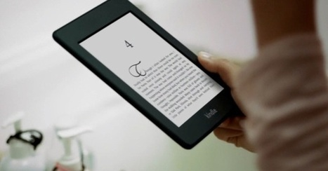 New Kindle and Kindle Fire Leaked in Commercial? - The Digital ... | Amazon Kindle | Scoop.it