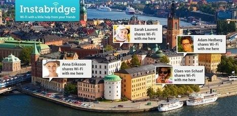 Instabridge es la nueva revolución para la conexión de redes WiFi « El Android Libre | Las TIC y la Educación | Scoop.it