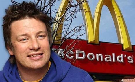 "Hamburger Chef Jamie Oliver Proves McDonald's Burgers ""Unfit for human consumption"" | It's Show Prep for Radio | Scoop.it"
