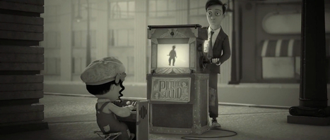 Moonbot Creates 'Silent' Short for Dolby | Inspiration for 3D and MotionGraphics | Scoop.it