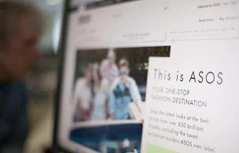 Asos ou la chute d'une étoile du e-commerce britannique | marketing,media,cinema,innovation | Scoop.it