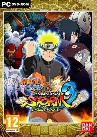 Naruto Shippuden Ultimate Ninja Storm 3 Download Full Pc Game - Fully Gaming World | Fully Gaming World | Scoop.it