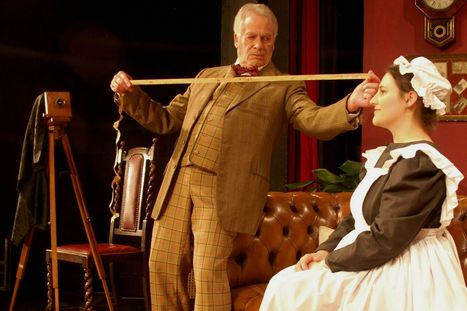 Ruislip Dramatic Society did Priestley farce proud - getwestlondon   An Inspector Calls by J.B. Priestley   Scoop.it